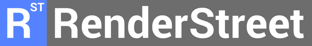 New RenderStreet brand identity
