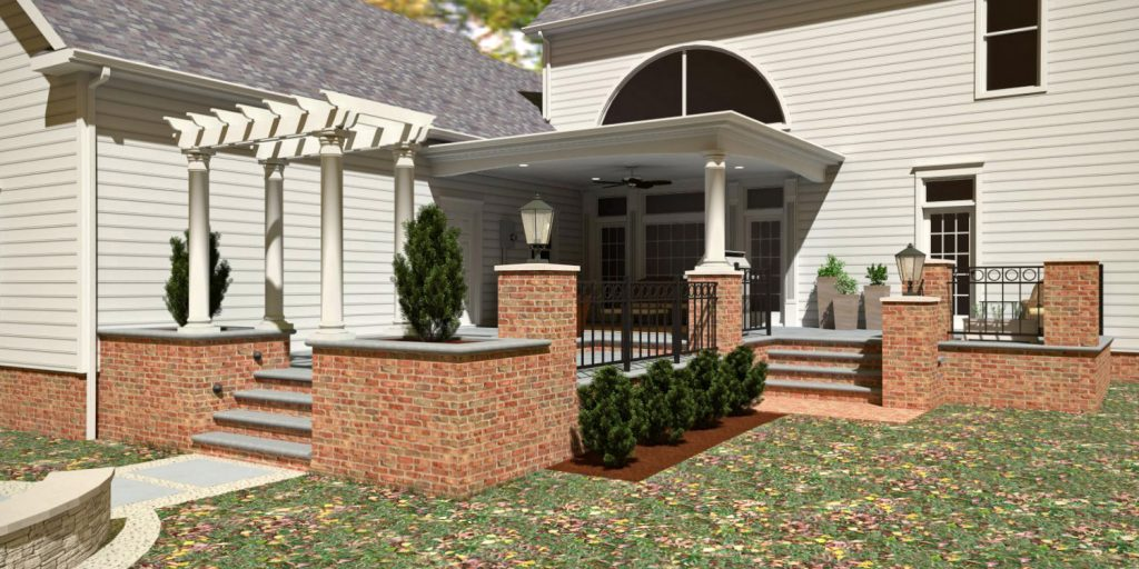 Jeff Miniger 3d patio