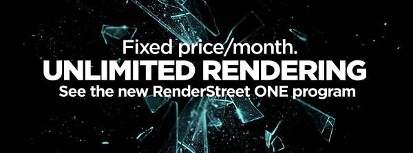 RenderStreet ONE