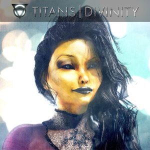The Kyrrhi alien race from the Titans|Divinity novel