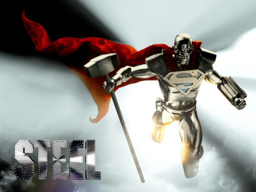 Steel Comics