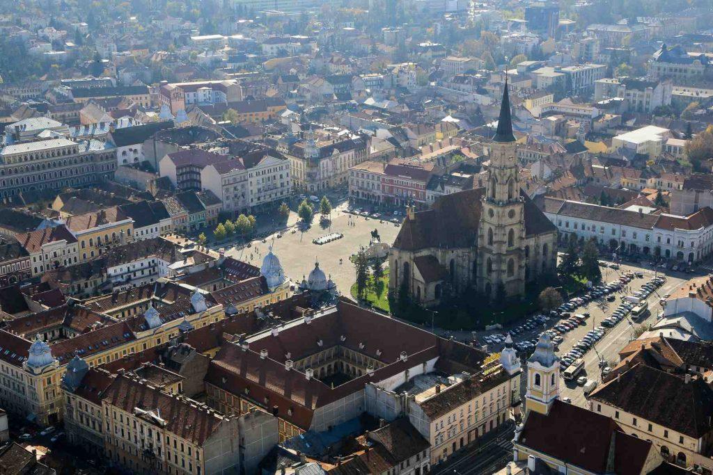 City of Cluj-Napoca