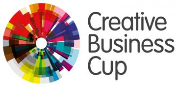 Visual identity for Creative Business Cup
