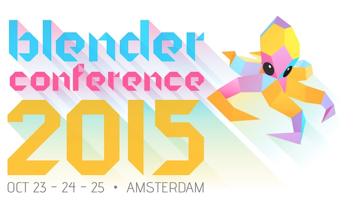 Blender Conference 2015 edition