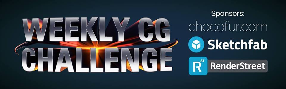 Weekly CG Challenge cover