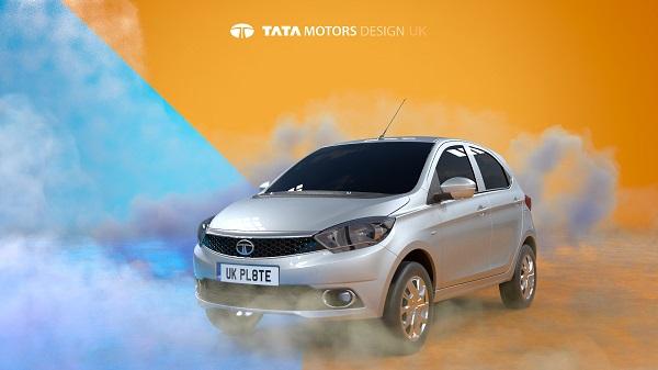 Tata Motors OrangeIsTheNewBlack