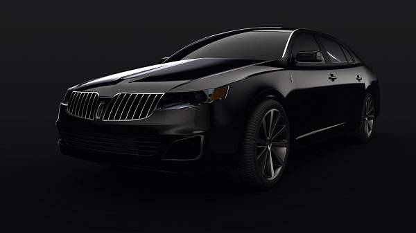 School project by Mathilde Ampe - model with the A class tolerances the Lincoln MKS 2012